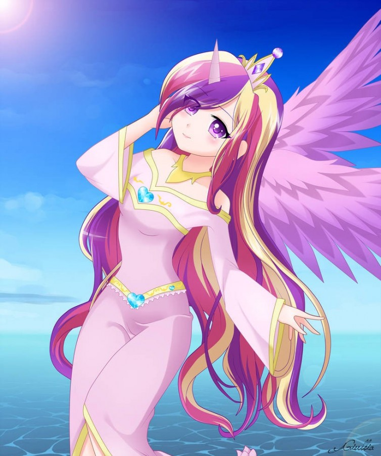 Untitled by Ta-Na | My little pony drawing, Twilight