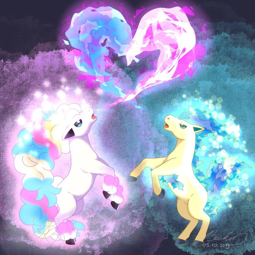 Image Result For Galarian Ponyta